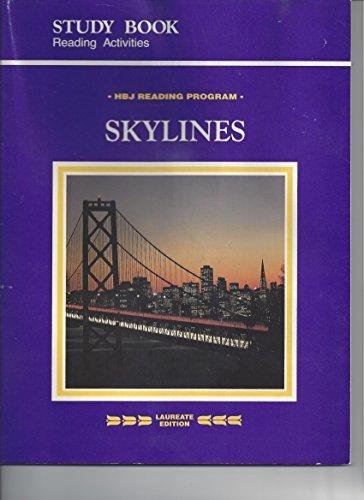 9780153300769: Skylines Study Book (HBJ Reading Program, Reading Activities)