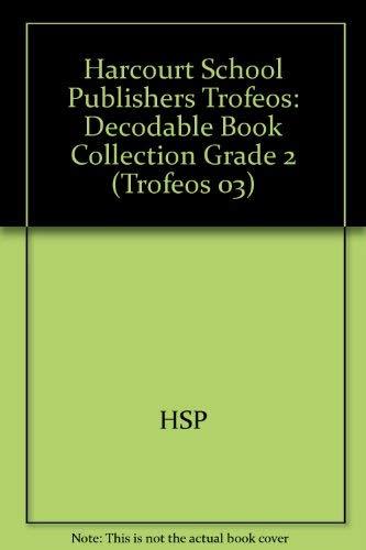 9780153325175: Trofeos: Colecciones de libros decodificables (Books 1?23) Grade 2 (Spanish Edition)