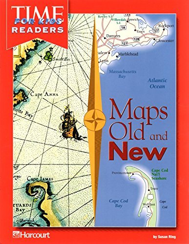 Maps Old and New Time for Kids: Corporate Author-Hsp