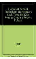 Harcourt School Publishers Horizons: 5 Pack Time: HARCOURT SCHOOL PUBLISHERS