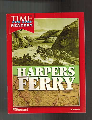 9780153334443: Harcourt School Publishers Horizons Virginia: Tfk Rdr 'Harpers Ferry' Harpers Ferry