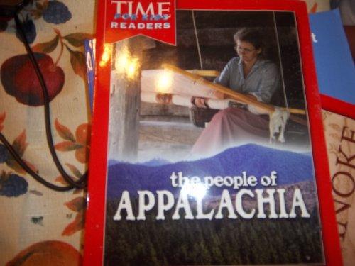 9780153334801: People of Appalachia, Time for Kids Reader Grade 4: Harcourt School Publishers Horizons North Carolina (Horizons 03)