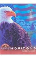 Harcourt Horizons: United States History Texas Edition: HARCOURT SCHOOL PUBLISHERS