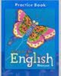 9780153342752: Moving Into English, Student Edition, Practice Book, Grade 4