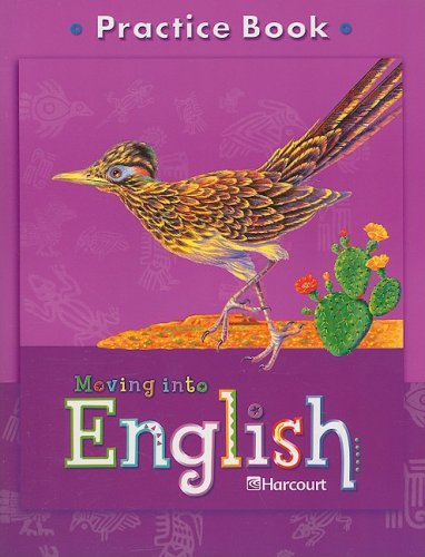 9780153342769: Moving Into English Practice Book, Grade 5 (Moving Into English 05)