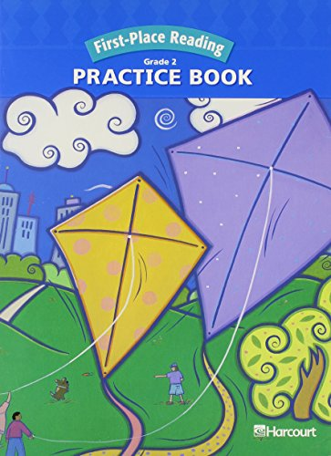 First Place Reading Soar Above Practice Book