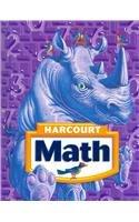 9780153347436: Harcourt Math Level 4