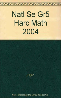9780153347443: Harcourt Math (Level 5)