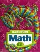 9780153347450: Harcourt Math Grade 6