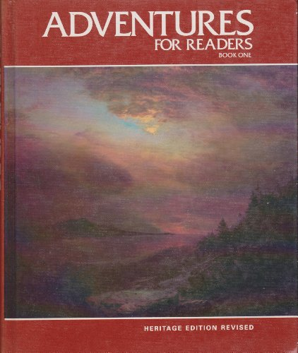 9780153350405: Adventures For Readers (Book One)