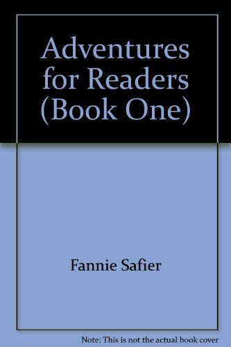 9780153350900: Adventures for Readers (Book One)