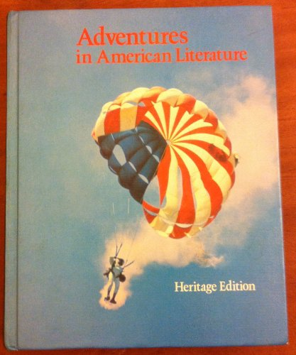 9780153350948: Adventures in American Literature