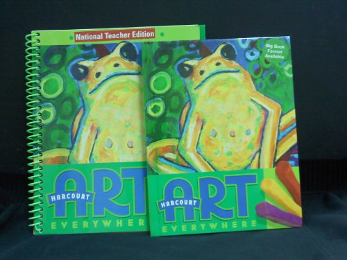 9780153364532: Art Everywhere (Art Everywhere Harcourt, Grade 2)