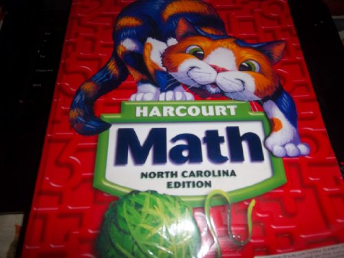 9780153366062: Harcourt School Publishers Math North Carolina: Student Edition Grade 2 2004