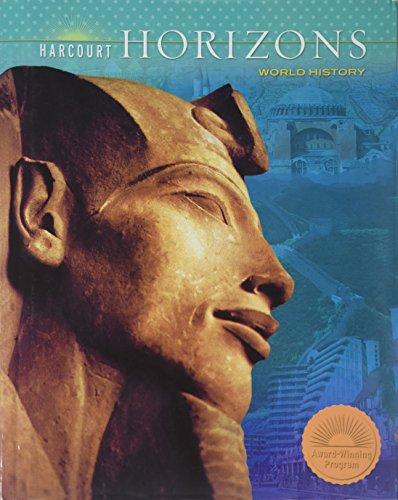 9780153368219: Harcourt Horizons: Student Edition World History 2005