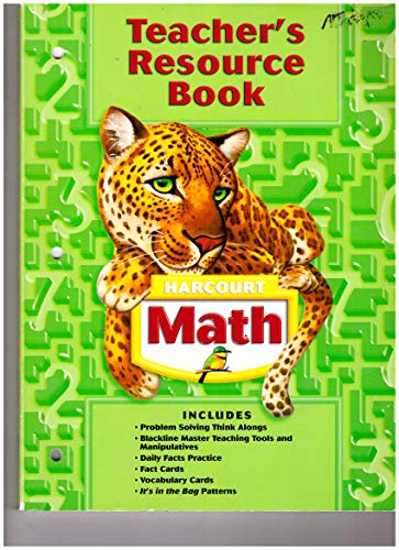 9780153368677: Teachers Resources Book Math