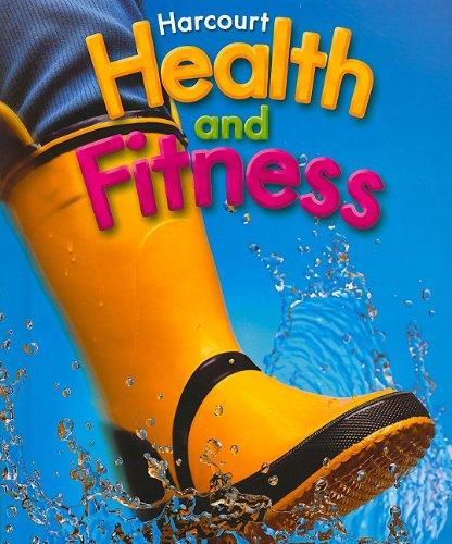 9780153375248: Harcourt Health & Fitness: Student Edition Grade 1 2006