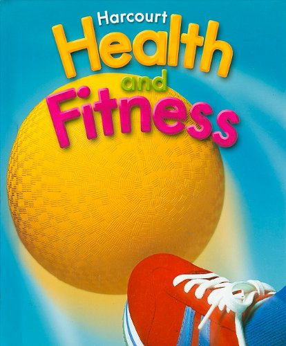 Health and Fitness Health and Fitness, Harcourt School Publishers Staff, Used, 9780153375262 Book Condition: Like New