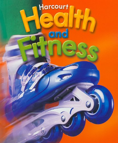 9780153375293: Harcourt Health & Fitness