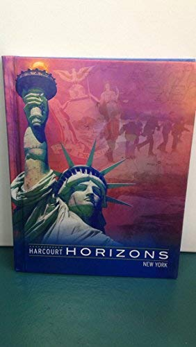 9780153378188: Harcourt School Publishers Horizons New York: Student Edition Grade 4 2004 2004