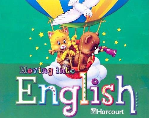 9780153379888: Harcourt School Publishers Moving Into English: Big Book Grade 2 Communities