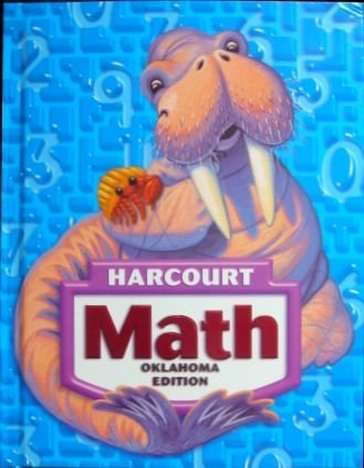 Harcourt School Publishers Math Oklahoma: Student Edition: HARCOURT SCHOOL PUBLISHERS