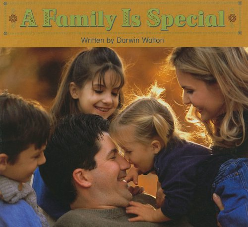 9780153387746: Harcourt Health & Fitness: Reader Pre-K A Family Is Special