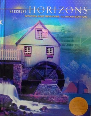 Harcourt Horizons: States and Regions, Grade 4,: HARCOURT SCHOOL PUBLISHERS