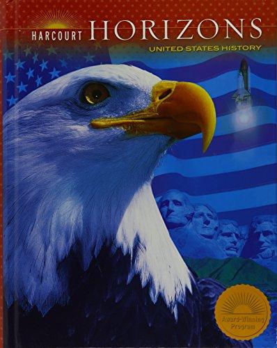 9780153396199: Harcourt Horizons: Student Edition Grade 5 United States History 2005