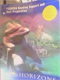 9780153396861: FL Rdg..&Tst Prep Bk(copy Mstrs)G4 Hzn05