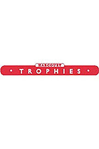 9780153397790: Trophies : A Harcourt Reading/Language Arts Program Grade 1
