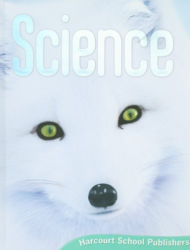 9780153400605: Harcourt Science: Student Edition Grade 1 2006