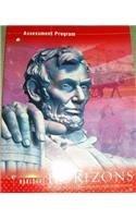 9780153402890: Assessment Program Harcourt Horizons U.S. History: Horizons