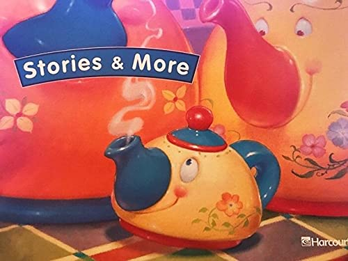 9780153403422: Trophies: Stories and More Pre-K