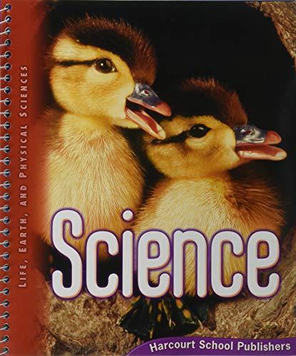 9780153403774: Harcourt Science, Grade K, Teacher's Edition