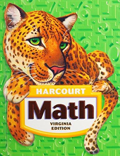 Math, Grade 5: Harcourt School Publishers Math: HARCOURT SCHOOL PUBLISHERS