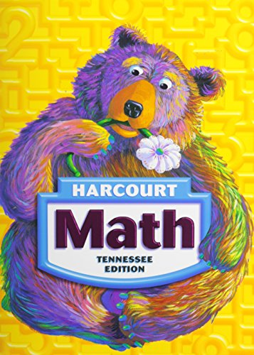 9780153404528: Harcourt School Publishers Math Tennessee: Student Edition Grade 1 2005