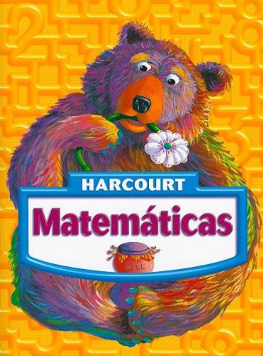 9780153411038: Harcourt Matematicas, Grade 1 (Matematicas 05)