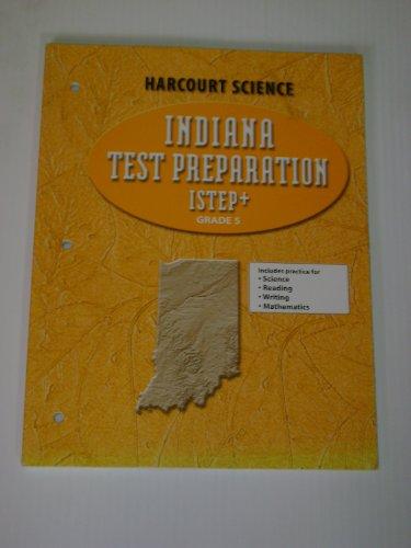 Science, Grade 5 Istep & Test Preparation: HARCOURT SCHOOL PUBLISHERS