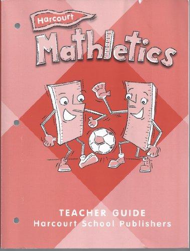 9780153419652: Harcourt Mathletics Teacher Guide Grade 3