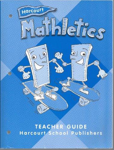 9780153419676: Harcourt Mathletics Level Blue Teacher Guide, Grade 5