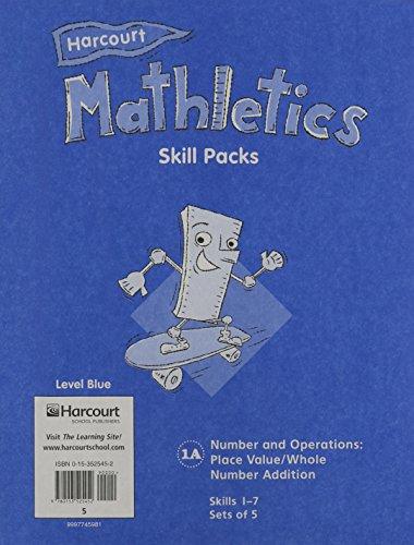 9780153419720: Skill Pack Gr LV Coll G5 Mathletics