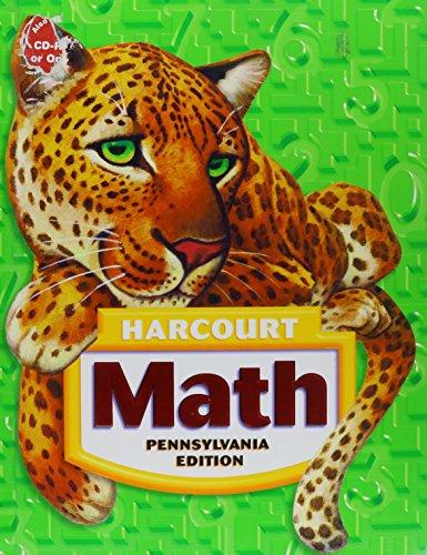 Harcourt School Publishers Math Pennsylvania: Student Edition: HARCOURT SCHOOL PUBLISHERS