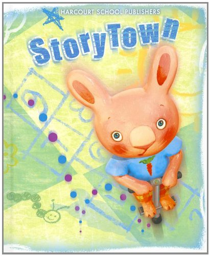 Spring Forward, Student Edition, Level 1 (Storytown): HARCOURT SCHOOL PUBLISHERS