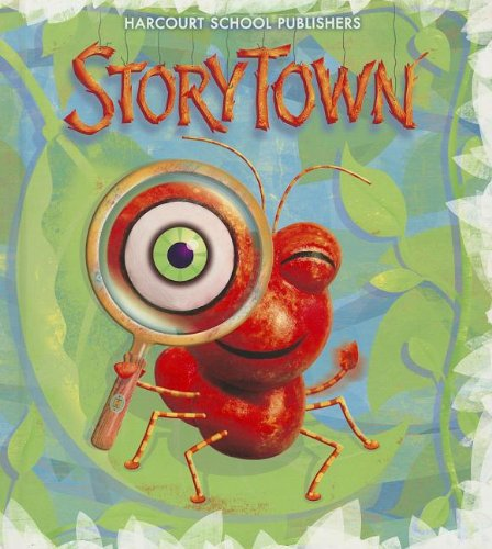 Watch This! Student Edition, Level 1 (Storytown): HARCOURT SCHOOL PUBLISHERS