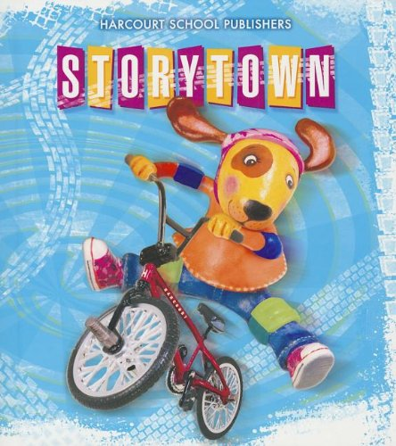 Storytown: Student Edition Level 2-1 2008: HARCOURT SCHOOL PUBLISHERS