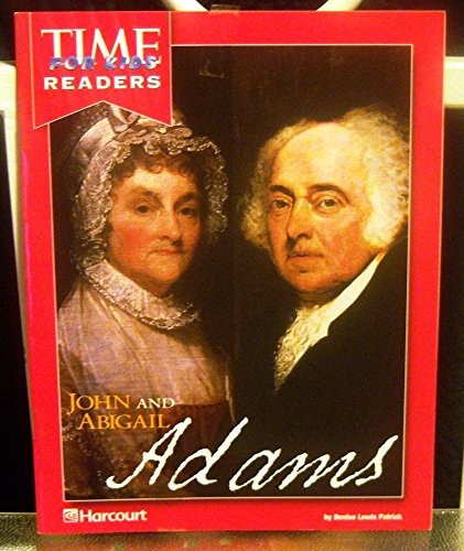 9780153433757: Harcourt School Publishers Reflections California: Time for Kids Reader John/Abigail Adams Grade 5 (Ca Reflections 07)