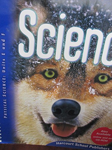 Physical Science, Vol. 3, Grade 4, Units