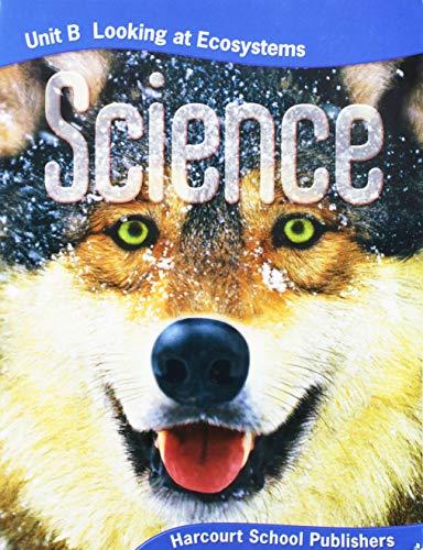 Harcourt Science: Unit Big Books Grade 4: HARCOURT SCHOOL PUBLISHERS