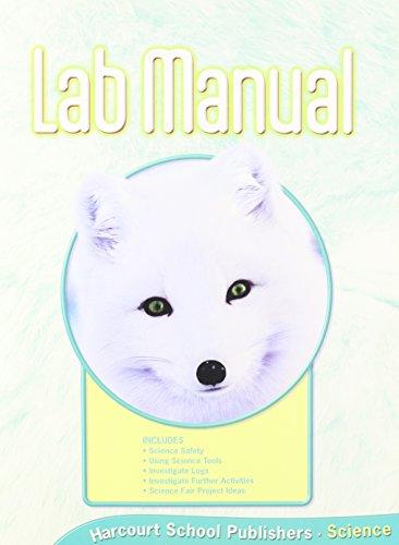 9780153436154: Science, Grade 1: Lab Manual, Student Edition
